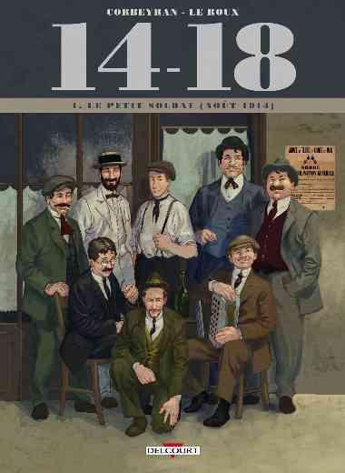 14 - 18 T01 - Le Petit Soldat (Août 1914)