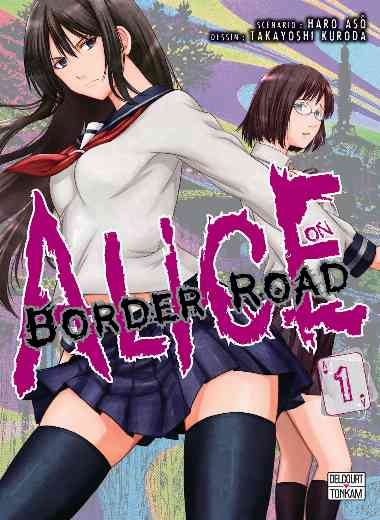 Alice on Border Road 01
