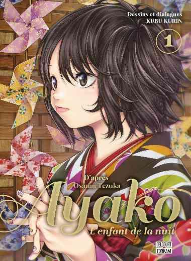Ayako, l'enfant de la nuit T01