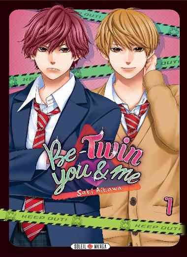 Be-Twin you & me 01