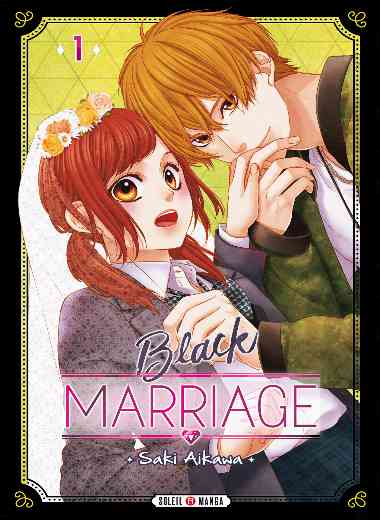 Black Marriage T01