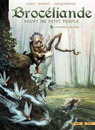 Brocéliande 01 - La Fontaine de Barenton