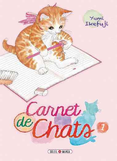 Carnet de Chats 01