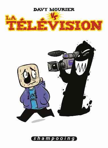Davy Mourier VS - Tome 02. La Télévision