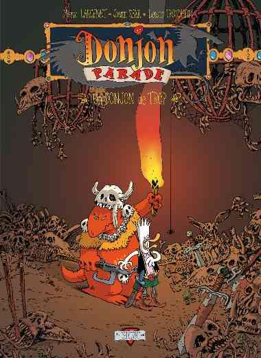 Donjon Parade 01