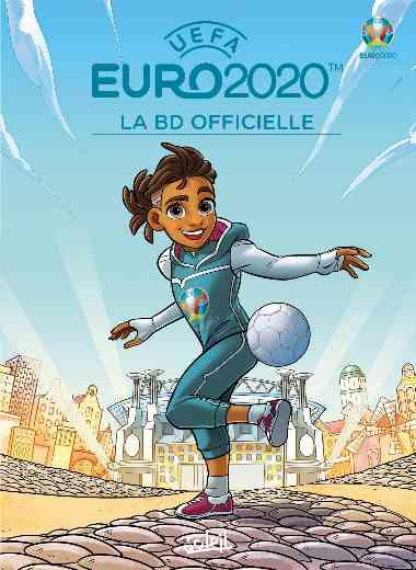 EURO 2020 - La BD officielle