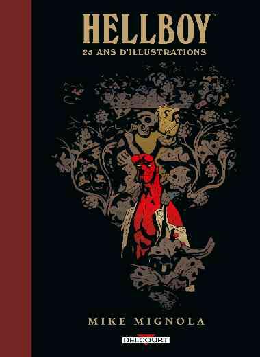 Hellboy - 25 ans d'illustrations