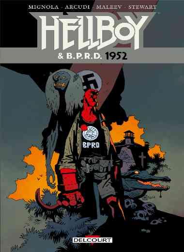 Hellboy & BPRD 01. 1952