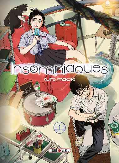 Insomniaques T01