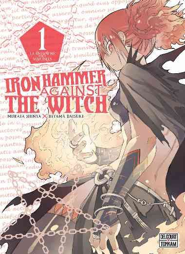 Iron hammer against the witch 01
