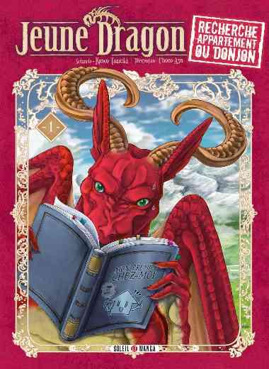 Jeune Dragon recherche appartement ou donjon 01