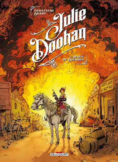 Julie Doohan T01. Spirit of bourbon