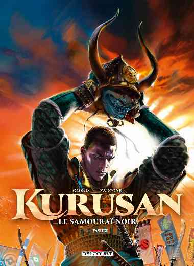 Kurusan, le samouraï noir T01