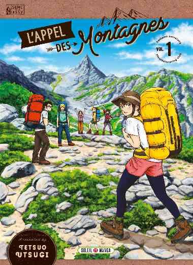 L'appel des montagnes T01