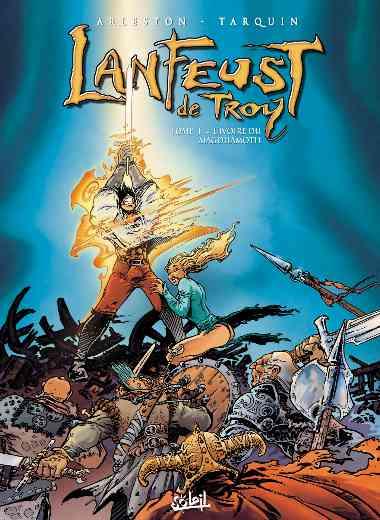LANFEUST DE TROY T01