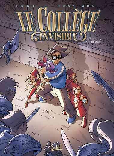 Le Collège invisible 01 - Cancrus supremus