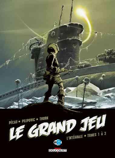 LE GRAND JEU - INTEGRALE T01 A T03