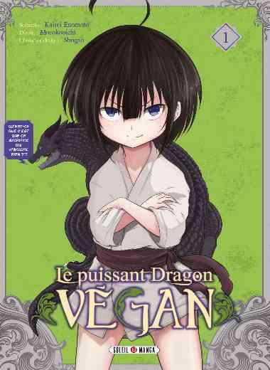 Le Puissant Dragon Vegan T01