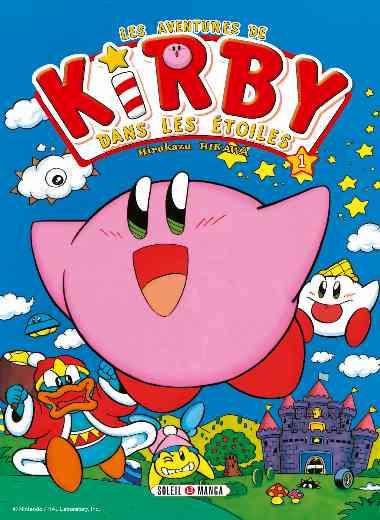 Les Aventures de Kirby dans les Étoiles T01