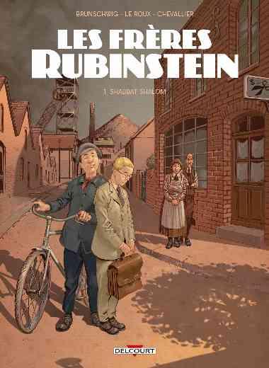 Les Frères Rubinstein T01