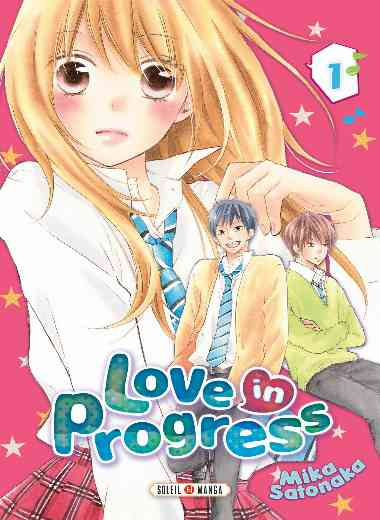 Love in progress 01