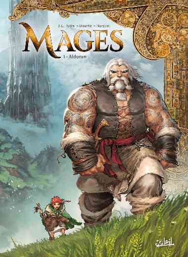 Mages 01 - Aldoran