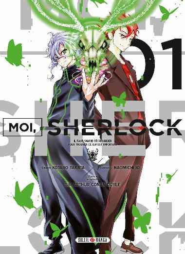 Moi, Sherlock T01