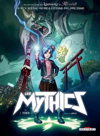 Mythics 01. Yuko