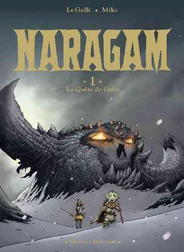 Naragam 01. La Quête de Geön