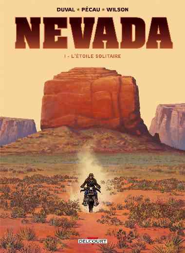 Nevada 01. L'Étoile Solitaire