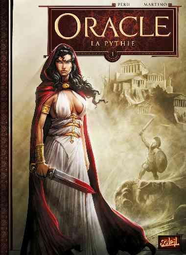 Oracle 01 - La Pythie