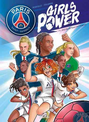 Paris Saint-Germain - Girls Power T01