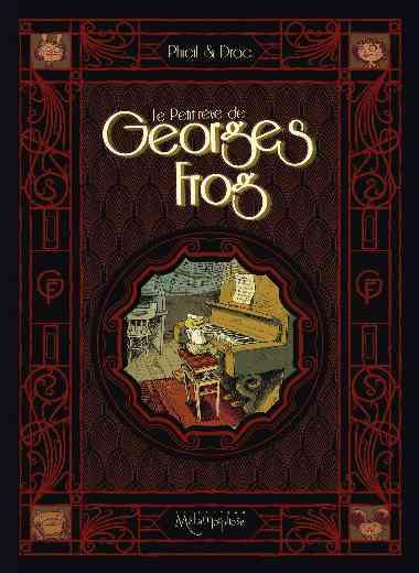 Petit Rêve de Georges Frog