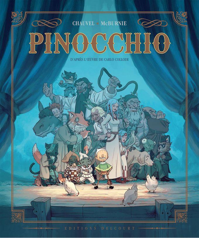 Pinocchio - Collodi / Almanza