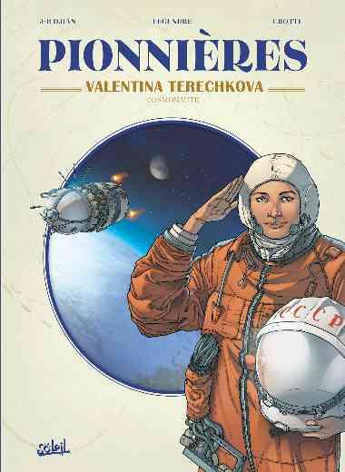 Pionnières - Valentina Terechkova