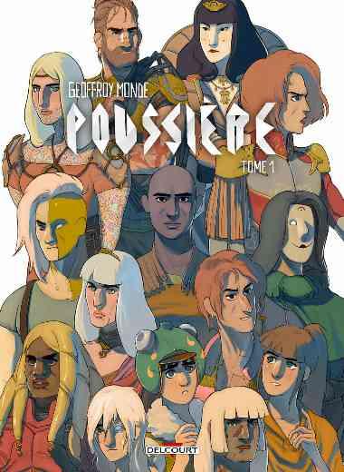 Poussière tome 01