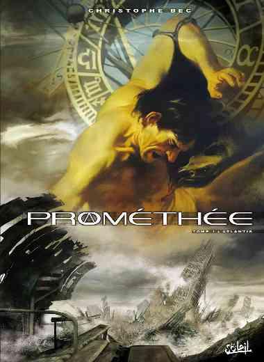 Prométhée 01 - Atlantis