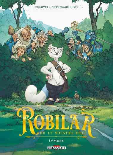 Robilar ou le Maistre Chat T01