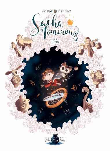 Sacha et Tomcrouz 01 - Les Vikings