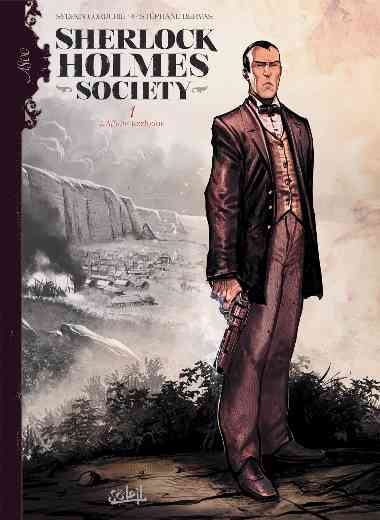 Sherlock Holmes Society 01 - L'Affaire Keelodge