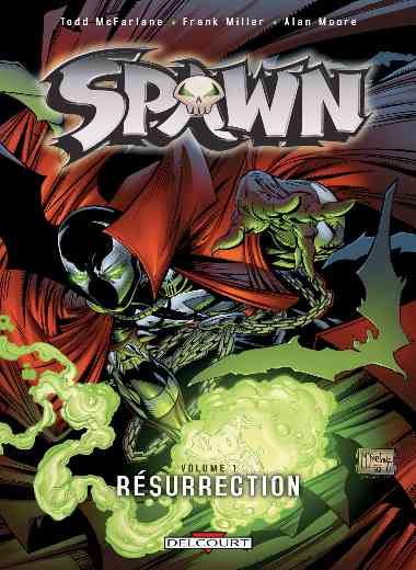 SPAWN T01 RESURRECTION