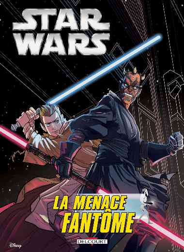 Star Wars Épisode I. La Menace fantôme (Jeunesse)