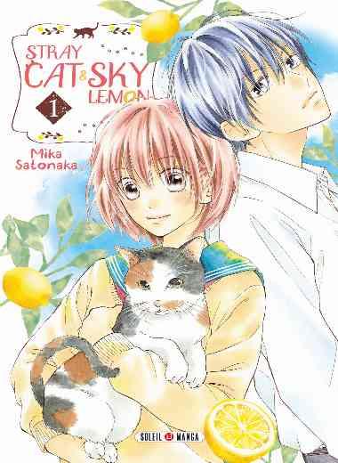 Stray Cat and Sky Lemon T01
