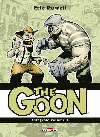 The Goon - Intégrale T01