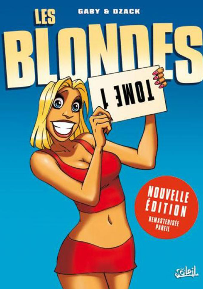 Les blondes 01 - Tome 01