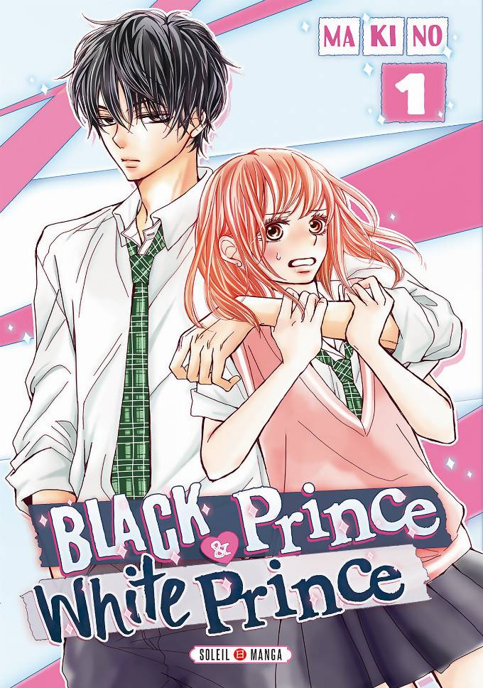 Black Prince & White Prince 01