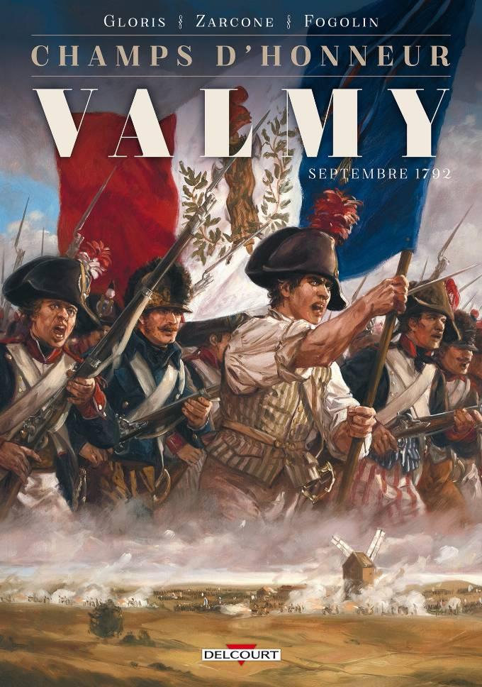 Champs d'honneur - Valmy - Septembre 1792