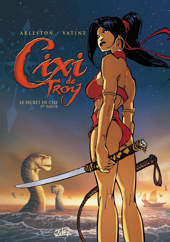 Cixi de Troy 01 - Le Secret de Cixi - 1ère partie