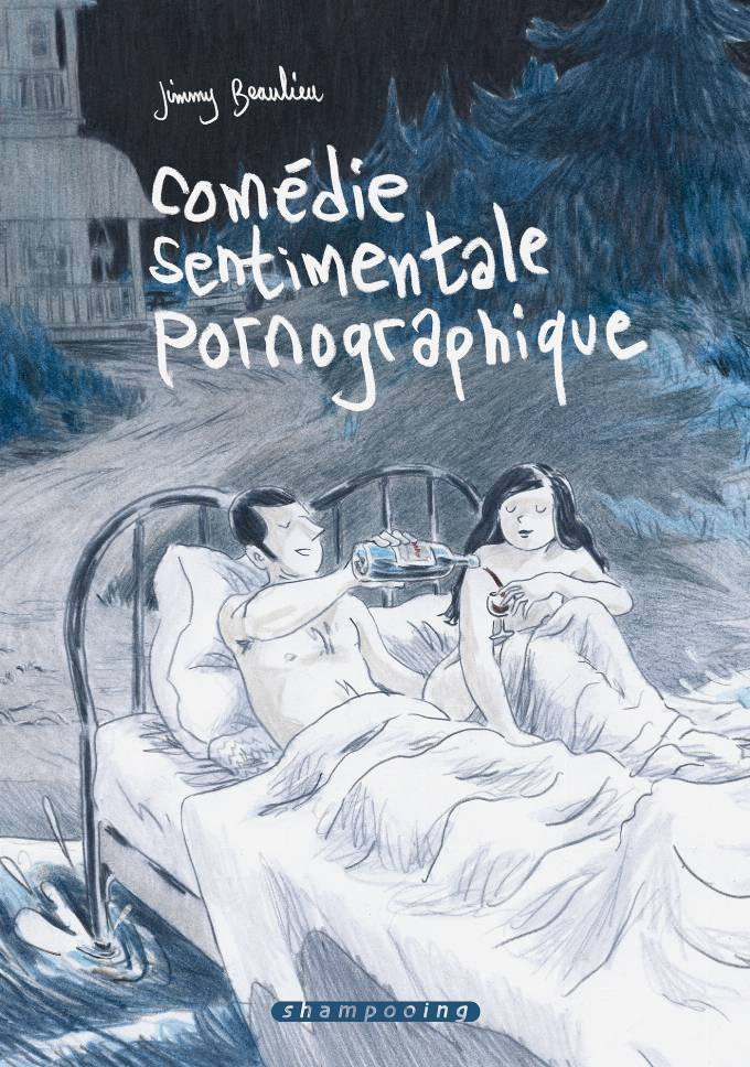 COMEDIE SENTIMENTALE PORNOGRAPHIQUE