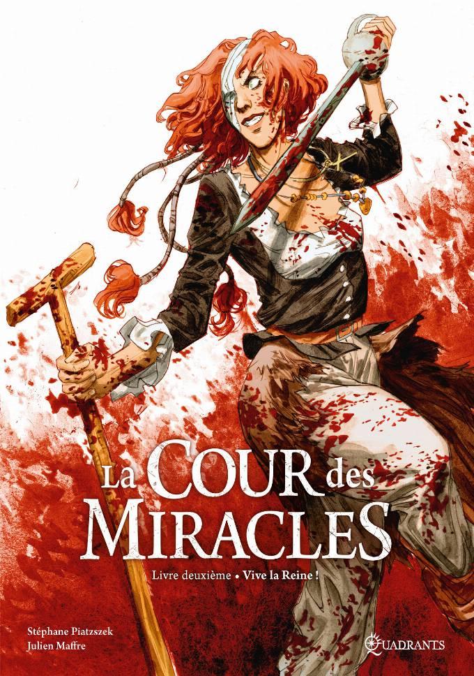 Cour des miracles T01 NED - Anacréon, Roi des Gueux